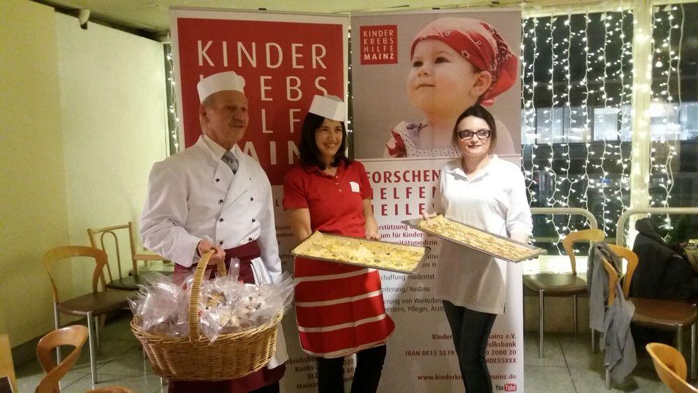 Karstadt Weihnachtsbäckerei