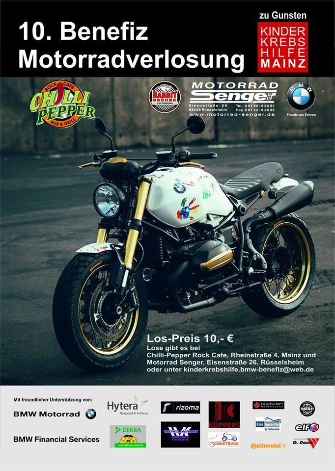 Motorrad Benefizverlosung 2