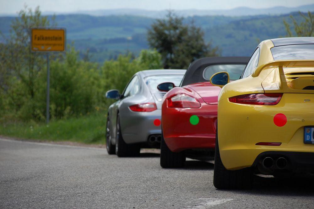Porsche Rundfahrt