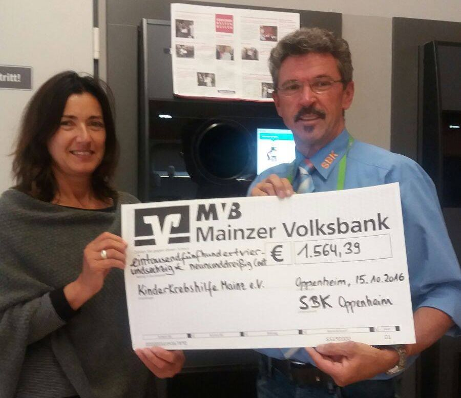 Spende SBK-Markt