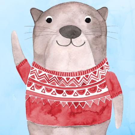 Oskar der Otter