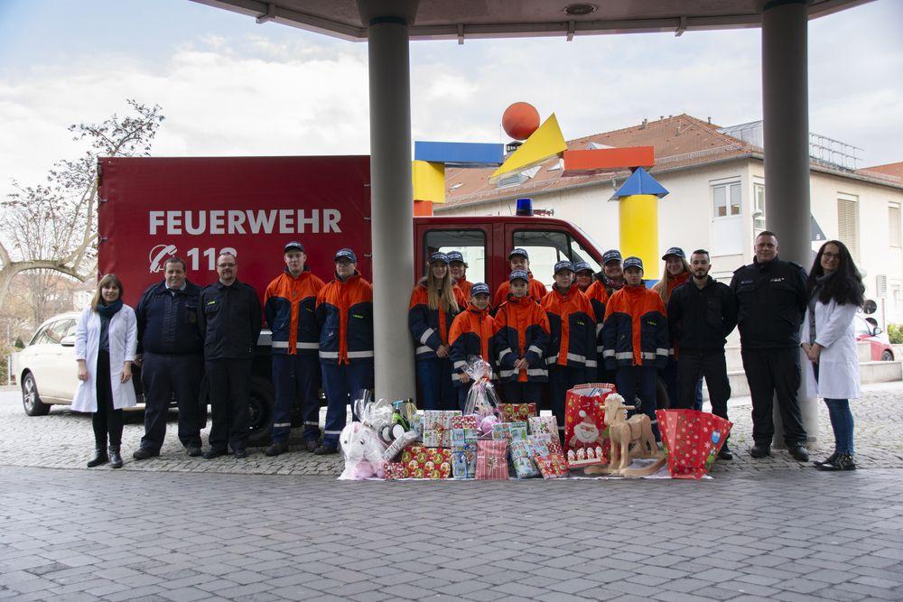 Spende Feuerwehr Gau-Odernheim