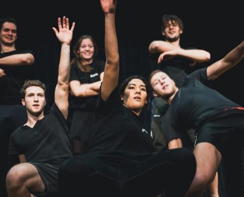 Tanzwettbewerb Lets Move