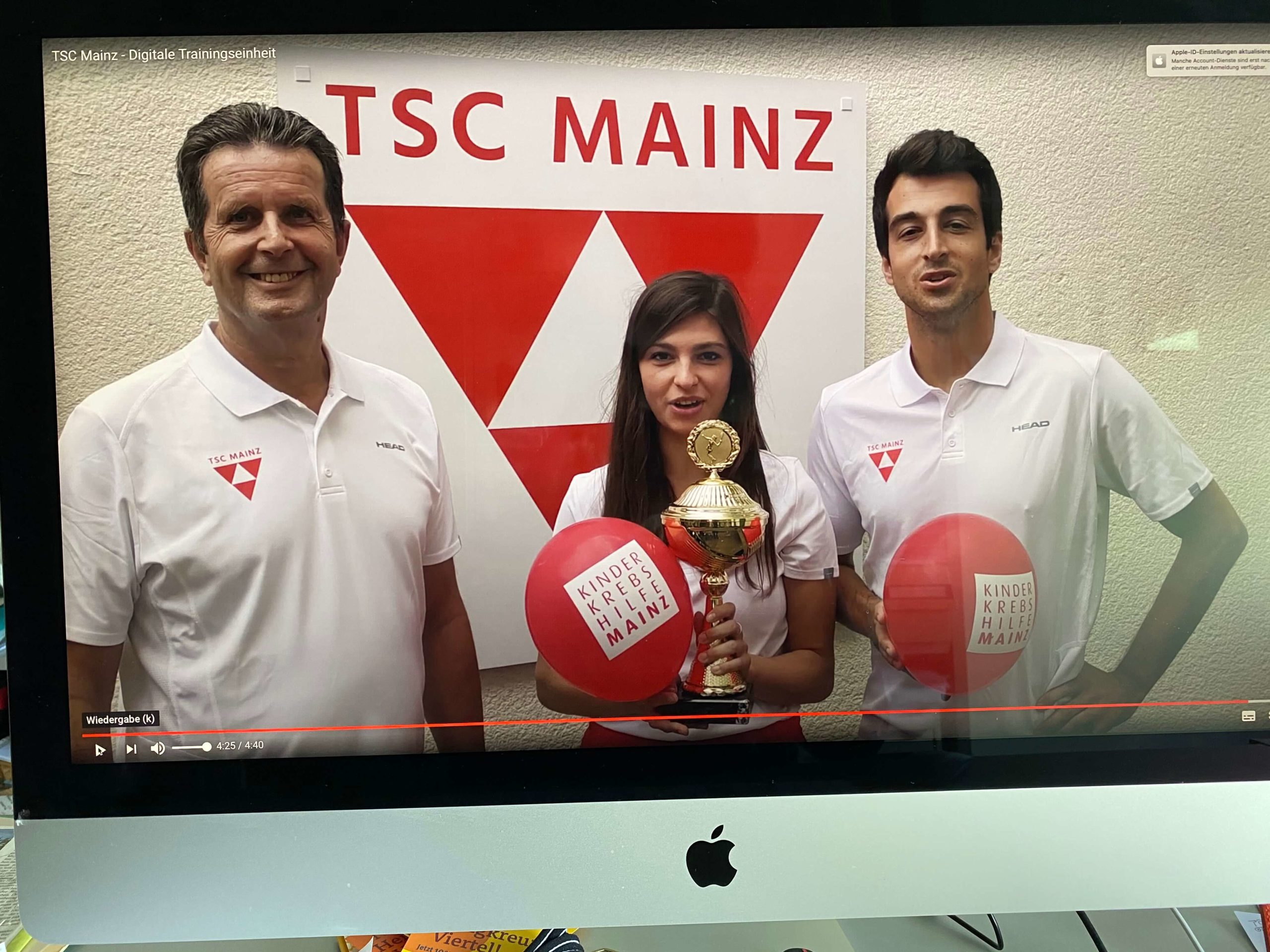 Video Sportprojekt - TSC Mainz