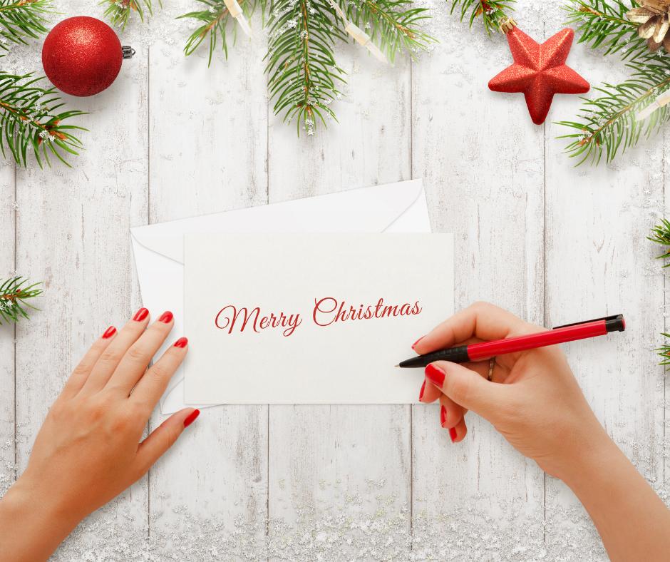Weihnachtskarten für den guten Zweck